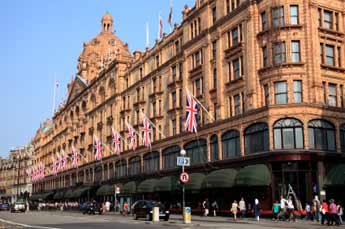 Harrods Department Store